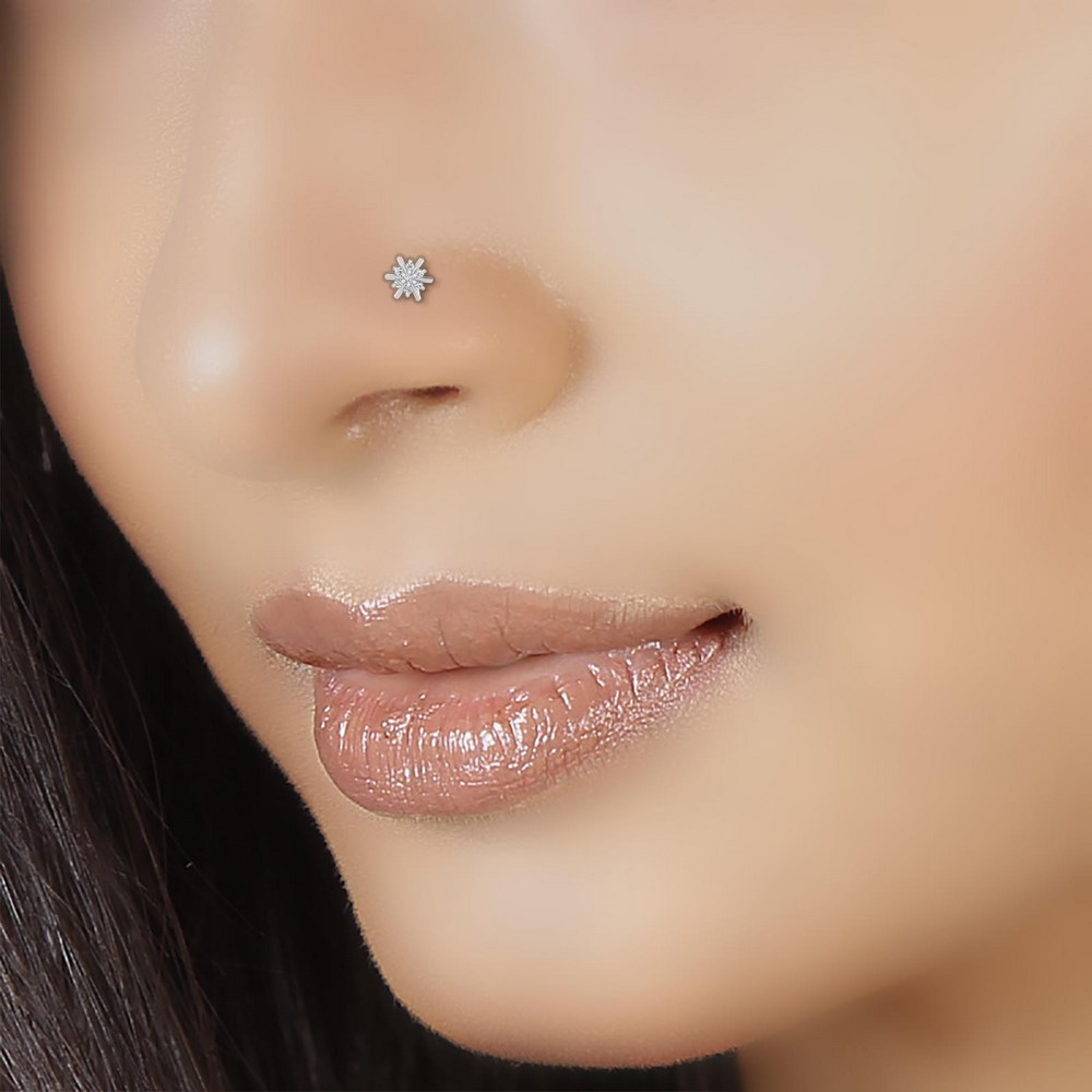 Image result for nose ring beautiful